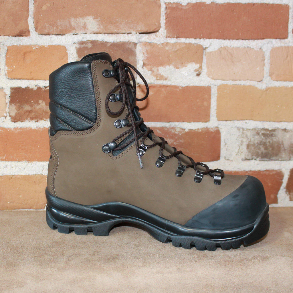 Hardline St 400 Lace-Up Work Boot W/Composite Safety Toe That Meets Safety Ratings-Atomic 79