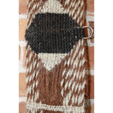 Horse Hair Cinch in Brown and Tan-Atomic 79