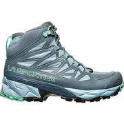 Ladies Blade GTX in Slate and Jade Green-Atomic 79