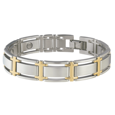Ladies Executive Symmetry Duet Magnetic Bracelet-Atomic 79