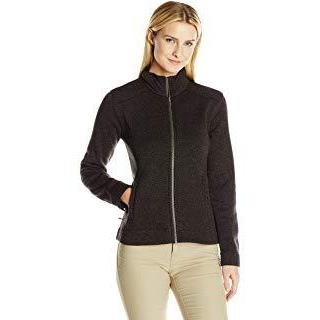 Ladies Old Faithful Sweater in Black-Atomic 79