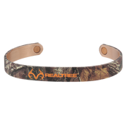 Ladies Realtree Camo Copper Wristband-Atomic 79