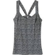 Ladies Sedona Tank in Black-Atomic 79