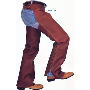 Large Shotgun Full Grain Chaps-Atomic 79
