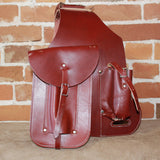 Leather Multi Use Medicine Bag-Atomic 79