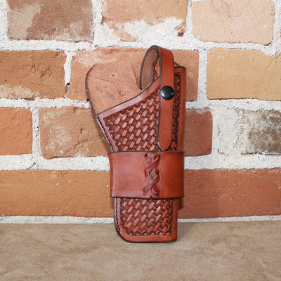 Leather No Flap Holster-Atomic 79