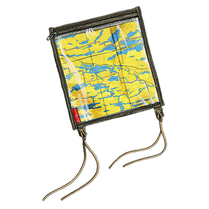 Map Case with Grommets-Atomic 79
