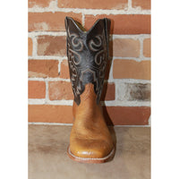 "Men's 11"" Leather Boot in Bull Hide-Atomic 79"