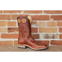 "Men's 11"" Leather Boot W/Maple Crazy Horse Top And Foot-Atomic 79"