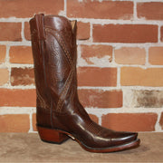 "Men's 12"" Classic Leather Boot in Burnished Whiskey-Atomic 79"