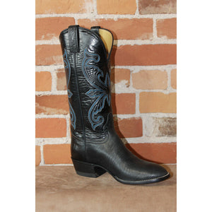 "Men's 13"" Leather Boot W/Spanish Shoulder-Atomic 79"