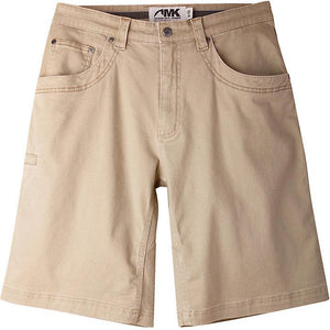 Men's Camber 105 Short Retro Classic Fit in Khaki-Atomic 79
