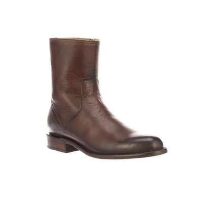 Men's Dark Brown American Calf Leather-Atomic 79