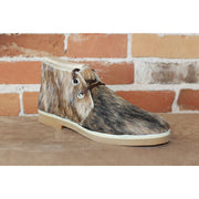 Men's Desert Boot in Brindle Hair-On Cowhide-Atomic 79
