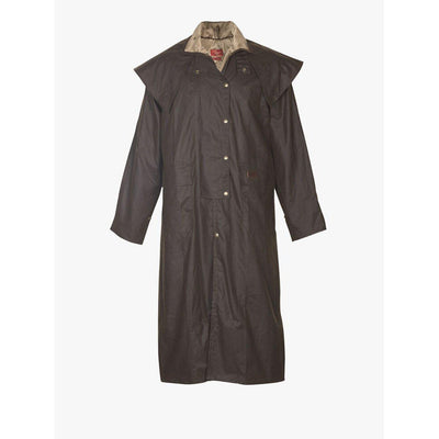 Men's Droughtbreaker Coat in Brown-Atomic 79