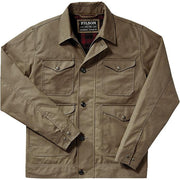 Men's Northway Jacket in Dark Tan-Atomic 79