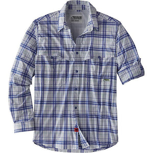 Men's Skiff Shirt in Calypso-Atomic 79
