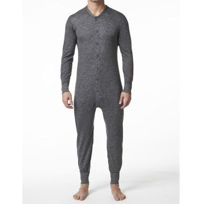 Mens Wool Combo Long John-Atomic 79