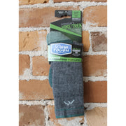 Merino Wool Boot Sock W/Cushion In Slate-Atomic 79