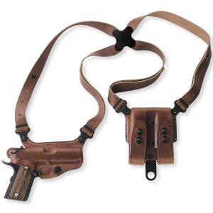 Miami Classic Shoulder System Right Handed in Tan Leather-Atomic 79