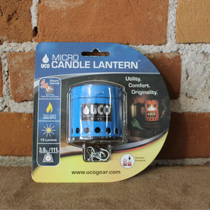 Micro Lantern In Red Green Or Blue-Atomic 79