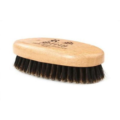 Military Style Oval Shape 100% Pure Soft Bristle-Atomic 79