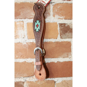 Native Spirit Lady Spur Strap in Browns-Atomic 79