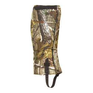 Nylon All Purpose Gaiters in Black or Camo-Atomic 79