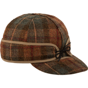 Original Kromer Partridge Plaid Size 7 1/4-Atomic 79
