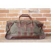 Overland Valise Carry On Edition W/Leather Base-Atomic 79