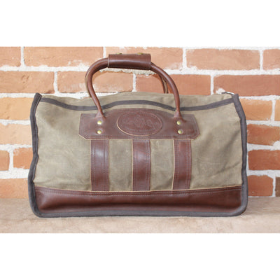 Overland Valise Weekender Edition W/Leather Base-Atomic 79