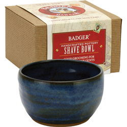 Pottery Shave Bowl-Atomic 79