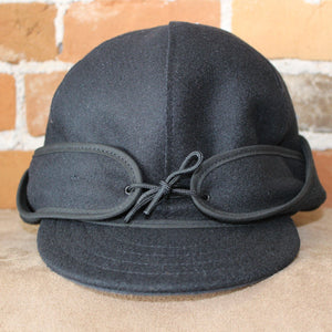 Rancher Cap In Black-Atomic 79