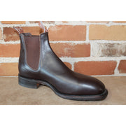 R.M. Williams Dynamic Flex Comfort Craftsman Dress Boot, Color in Chestnut-Atomic 79