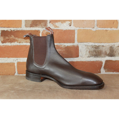 R.M. Williams Kangaroo Craftsman Boot in Chestnut-Atomic 79