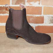 R.M. Williams Kimberley Ladies Boot in Brown-Atomic 79