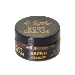 Scout Shoe Polish in Brown-Atomic 79