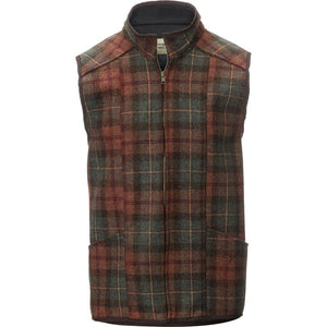 SK Outfitter Vest in Partridge Plaid-Atomic 79