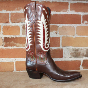 Stallion Ladies Western Vintage Inlay-Atomic 79