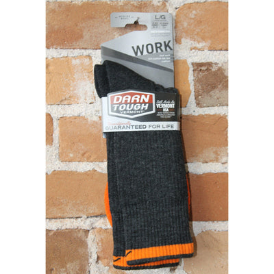 Steely Boot Sock W/Full Cushion In Graphite-Atomic 79