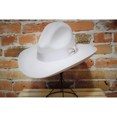 Stetson Tom Mix Jr Felt Hat in Silverbelly-Atomic 79