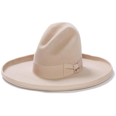 Stetson Tom Mix Style Hat in 6x Silverbelly-Atomic 79