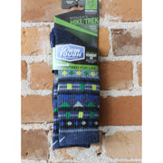 Trail Magic Boot Sock W/Cushion In Denim-Atomic 79