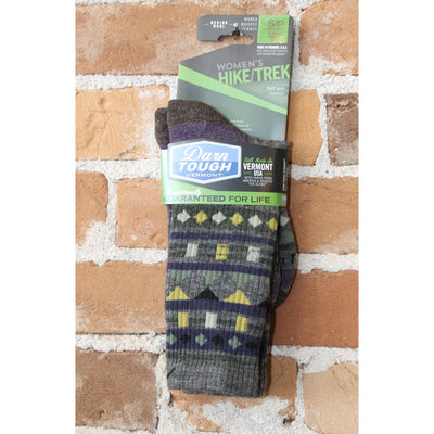 Trail Magic Boot Sock W/Cushion In Taupe-Atomic 79