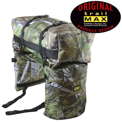 Trailmax Jr Rear Saddlebags in Camo-Atomic 79