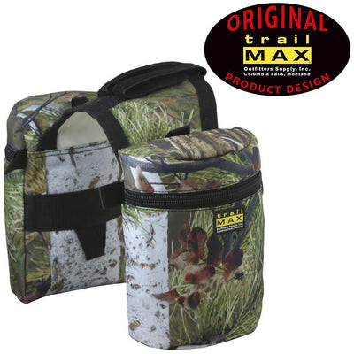 Trailmax Junior Pommel Bag in Camo-Atomic 79