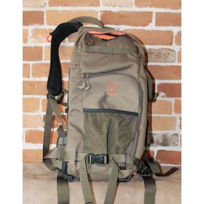 Vorn Fox Backpack 7 Liters Capacity In Canteen Green-Atomic 79