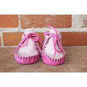 "Wapsi ""Frills"" in Pink and Raspberry W/Fringe-Atomic 79"