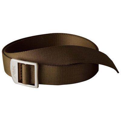 Webbing Belt in Bison W/Buckle That Doubles as a Bottle Opener-Atomic 79