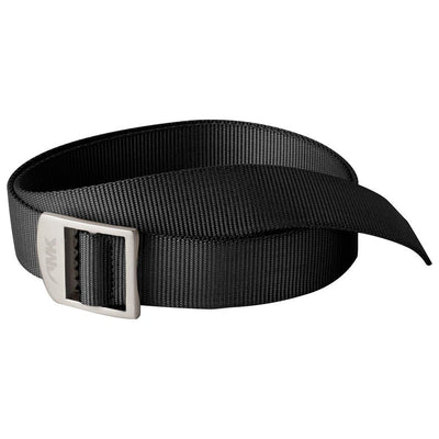 Webbing Belt in Black W/Buckle That Doubles as a Bottle Opener-Atomic 79